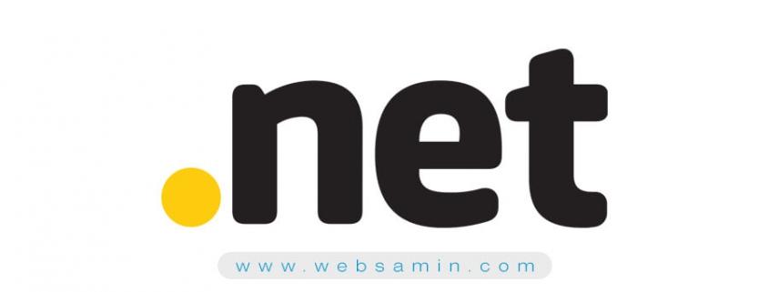 ثبت دامنه NET.
